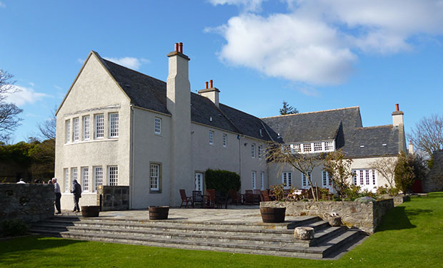 Glenmoragie house