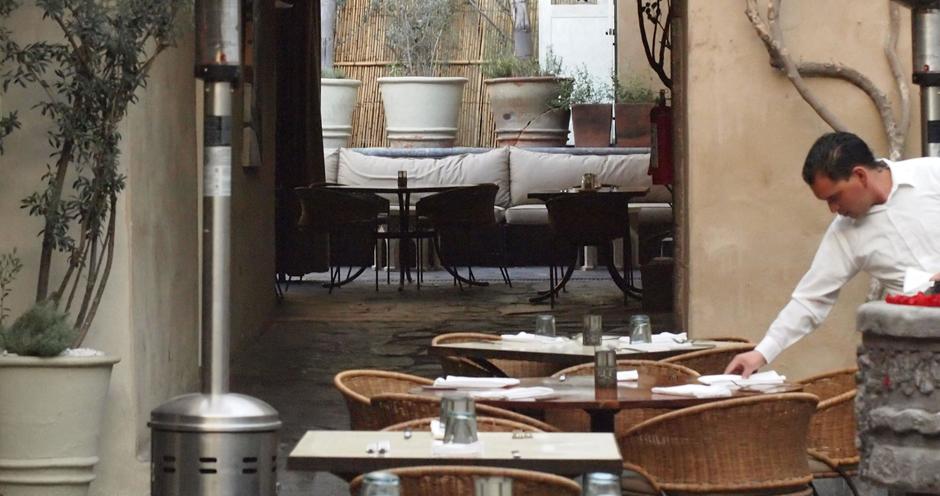 The Restaurant San Miguel
