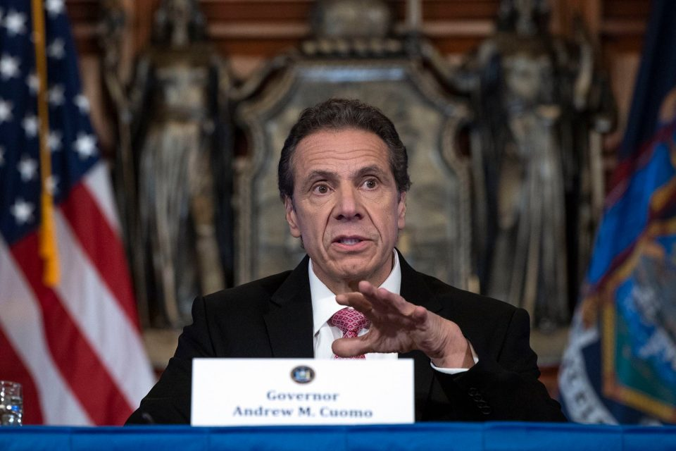 Comunicación en una pandemia. Las claves del éxito del gobernador de Nueva York
